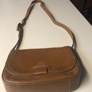 Beautiful Frye crossbody handbag. Perfect!!